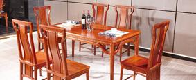 云卧餐桌餐椅